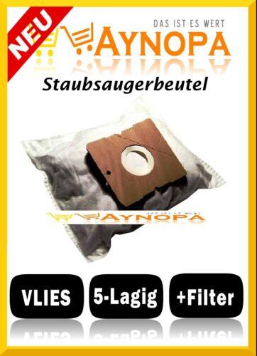 30 Staubsaugerbeutel für FIF BS 1401 BS 1402 BS 1403 BS 6162 EVC 460