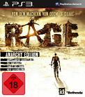 RAGE -- Anarchy Edition (Sony PlayStation 3, 2011)