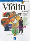 Play Violin Today] Level 2 (Book/CD) by Hal Leonard Corporation (Paperback, 2010)