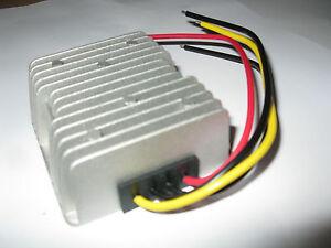 10 Amp Golf Cart Voltage Reducer 36 Volts To 12 Volts Ezgo