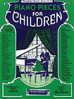 Piano Pieces for Children by AMSCO Music (Paperback, 1996)