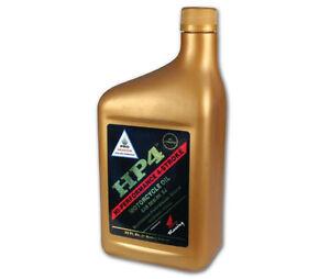 8 32 Fl Oz Bottles Honda Hp4 4 Stroke Motorcycle Oil 20w 50