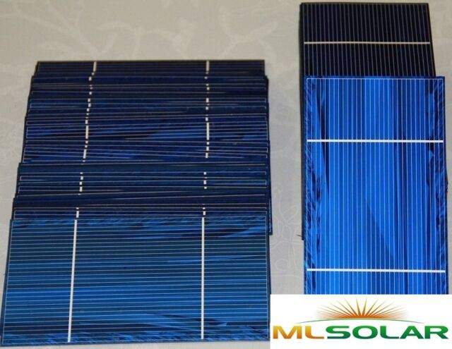 40 WHOLE 3x6 Solar Cell 1.8W Each Fantastic Solar Cell 70 Total Watts of Power