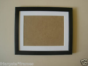 image is loading square picture photo frame black 10x10 inch white