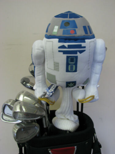 (1) NEW STAR WARS R2-D2 460cc Golf Driver Large Headcover Head Cover
