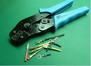 crimping tool grounding terminal connector 26 16 awg crimper. Black Bedroom Furniture Sets. Home Design Ideas