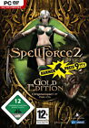 SpellForce 2 - Gold Edition (PC, 2010, DVD-Box)