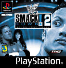 WWF SmackDown 2 - Know Your Role (Sony PlayStation 1, 2000)