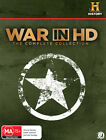 War IN HD - The Complete Collection (DVD, 2013, 8-Disc Set)