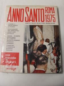 LABANCHI-E-ANNO-SANTO-ROMA-1975-ED-PLURIGRAF-1975
