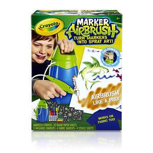 Crayola-Marker-Airbrush-Kit