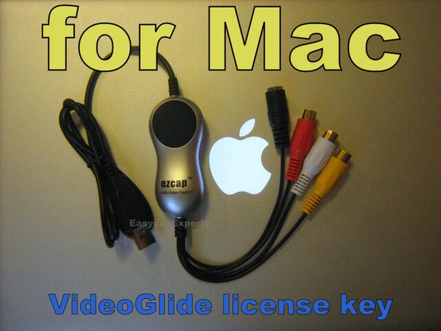 EzCAP116 EzCAP video capture card for MAC