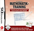 Prof. Kageyamas Mathematik-Training (Nintendo DS, 2008)