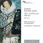 John Dowland: The Collected Works [Box Set] (1997)