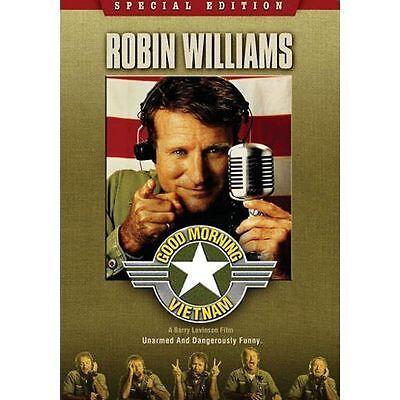 Good Morning Vietnam (Special Edition DVD - Robin Williams)