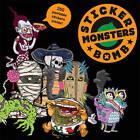 Stickerbomb Monsters by Studio Rarekwai (SRK) (Paperback, 2012)