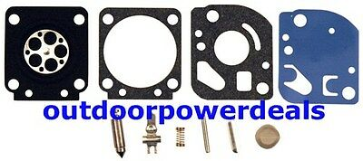 Mantis Tiller Carburetor Carb Rebuild kit RB71