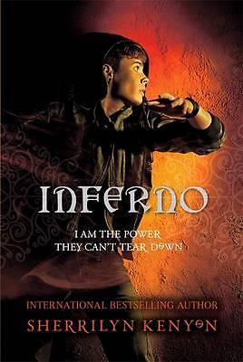 Sherrilyn Kenyon ~ Inferno ~ Dark Hunter Romance   NEW