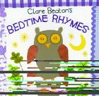 Clare Beaton's Bedtime Rhymes by Clare Beaton (Board book, 2012)