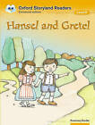 Oxford Storyland Readers Level 9: Hansel and Gretel by Oxford University Press (Paperback, 2004)