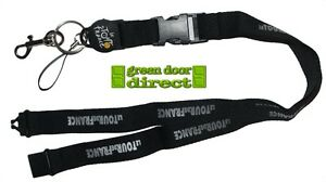 Tour-de-France-Cycling-Official-Merchandise-Lanyard-Key-Mobile-Phone-Pass-Holder