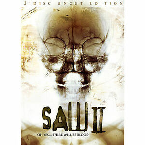 Saw (2-disc uncut edition widescreen dvd) danny glover, monica.