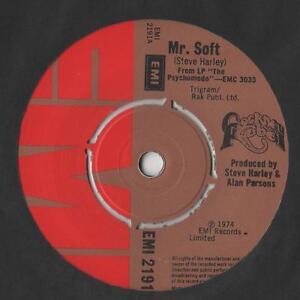Steve-Harley-Cockney-Rebel-Mr-Soft-7-Single-1974