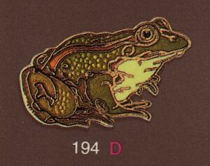 Pin-039-s-Folies-Badge-Demons-amp-Merveilles-Animaux-Grenouille-frog