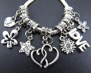 Wholesale-Lot-Mix-100PCS-Tibetan-Silver-Charms-Beads-Fit-European-Bracelet-fm137