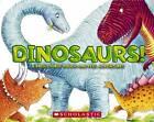 Dinosaurs!: A Prehistoric Touch-And-Feel Adventure! by Jeffrey Burton (Hardback, 2012)