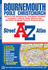 Bournemouth Street Atlas by Geographers' A-Z Map Company (Paperback, 2012)