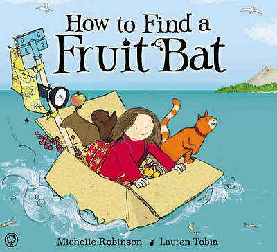 How to Find a Fruit Bat-ExLibrary