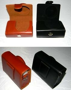 New-leather-case-bag-cover-for-Canon-PowerShot-SX150-IS-14-1-MP-Digital-Camera