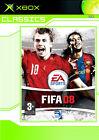 FIFA 08 -- Classics (Microsoft Xbox 360, 2008, DVD-Box)