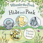 Winnie-the-Pooh Peek-a-Boo Flap by Egmont UK Ltd (Board book, 2012)