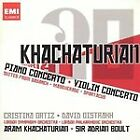 Aram Khachaturian - : Piano Concerto; Violin Concerto (2010)