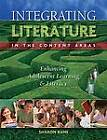 Integrating Literature in the Content Areas: Enhancing Adolescent Learning and Literacy by Sharon Kane (Paperback, 2007)
