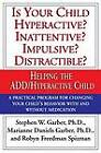 Is Your Child Hyperactive? Inattent by Garber (Paperback, 1995)