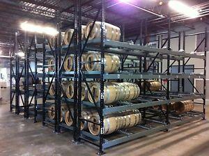 Image Is Loading Whiskey Barrel Racks Wine Cask