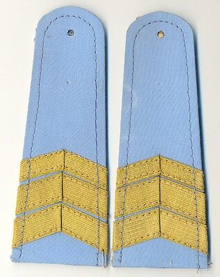 1970s Aeroflot Airlines Shoulder Straps Summer Form 8 Category Skillful Manufacture