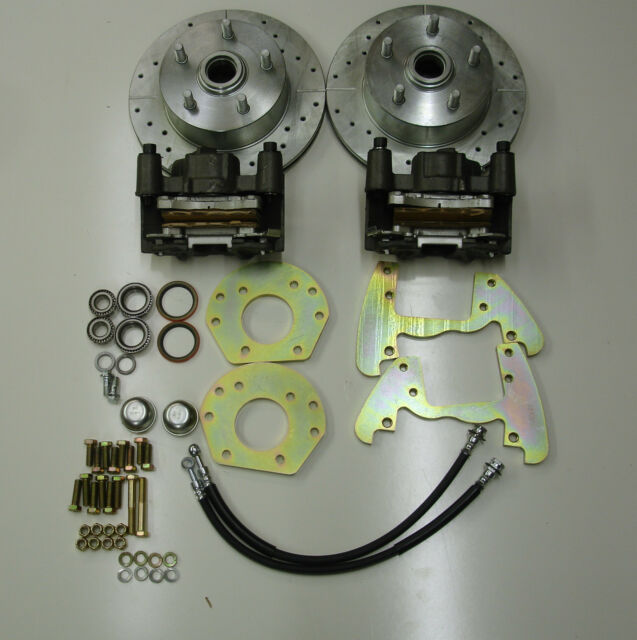 1964 1965 1966  six cylinder disC KIT WITH EXTRA ROTORS