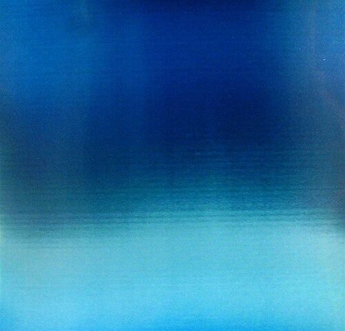 Lenticular Fabric Soft PVC Color Changing Blue Multicolor  Flexable  #SH-R303#
