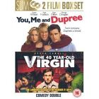 You, Me And Dupree/The 40 Year Old Virgin (DVD, 2007, 2-Disc Set)