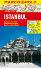 Istanbul Marco Polo City Map by Marco Polo (Sheet map, folded, 2012)