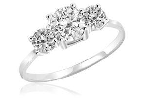 2-25-Carat-White-Topaz-3-Stone-Sterling-Silver-Ring