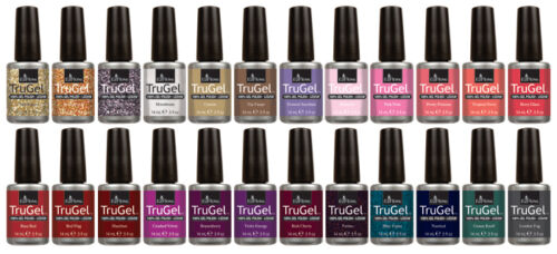 Ez Flow TruGel Soak Off UV / LED Gel Nail Polish .5oz 14ml EZFLOW Tru Gel PART 2