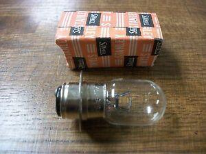 6-Volt-Bulb-Stanley-Headlight-Bulb-A3641-6v-15-15w-Early-Honda-Kawasaki-Puch