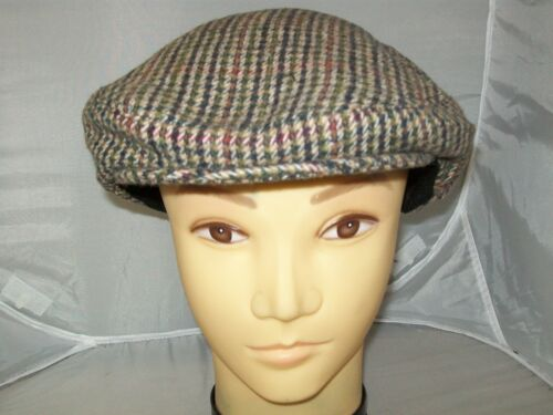 COUNTRYSIDE CLASSIC CASQUETTE PLATE EN TWEED 6 tailles nextday affranchissement