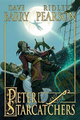 Peter & the Starcatchers by Ridley Pearson & Dave Barry HC/DJ 2004 1st/1st Disne