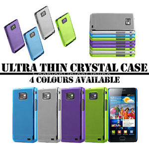 Ultra-Thin-Crystal-Case-Cover-amp-Screen-Protector-For-Samsung-Galaxy-S2-I9100